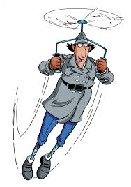 inspector gagdet